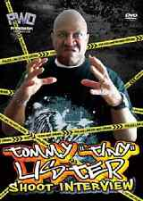 Tiny Lister aka Zeus Shoot Interview DVD-R, WWF Wrestling Hulk Hogan Friday DeBo