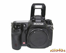 Pentax K-5 * DSLR * 10039 Auslösungen * TOP * WR * 16,3 MP * Video * LV * SR