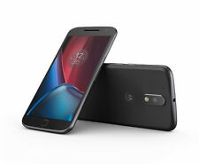 Motorola Moto G Plus 4th Gen XT1644 Factory Unlocked 64GB GSM/CDMA Black 10/10