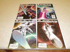 Silver Surfer: In Thy Name #1 - # 4  (Jan 2008, Marvel)