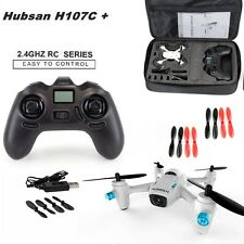 Hubsan X4 Cam Plus H107C+ 2.4G 720P Camera RC Drone+Small Bag+Extra Blades Set