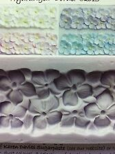 Karen Davies Hydrangea Border Mould for Sugarcraft Cake Decorating NEXT DAY DESP