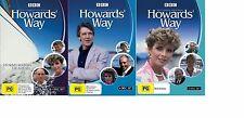Howards' Way : Series 1,2,3 - Region 4