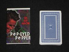 Pop-Eyed Popper Trick Deck by, Royal Magic Trick Close Up , Easy Force A Card