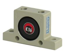 Findeva K16 Industrial Pneumatic Ball Vibrator. Made in Switzerland. K-Series