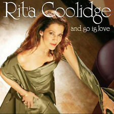 RITA COOLIDGE - And So Is Love, Jazz Vocal, extra cool