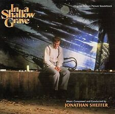 In a Shallow Grave (Jonathan Sheffer) (CD)