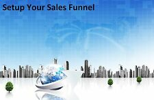 How To Setup A Profitable Sales Funnel- 1 Video on CD