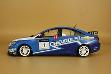 1/18 China Chevrolet Cruze WTCC 2010 New Race #1 Die Cast