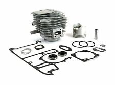 Kit Fits Husqvarna Partner K650 W/ Cylinder Piston Rings Gaskets Seals Pin Clips