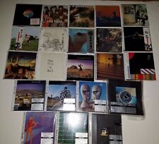 PINK FLOYD 22 Title - 26 Mini LP CD LOT - JAPAN - ROCK PROG + BONUS BOX SET