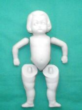 """dollhouse doll -girl- antique porcelain approx. 7"""""""