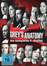 Grey's Anatomy - Die komplette 7. Staffel (Greys)                    | DVD | 273