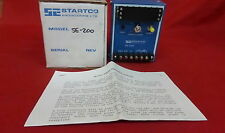 STARTCO SE-200 *NIB* GROUND FAULT RELAY TESTER (3B5)