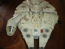 TRANSFORMERS FAUCON MILLENIUM STAR WARS FALCON MILLENIUM ROBOT KENNER