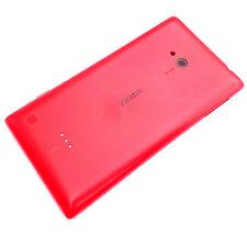 100% Nokia Lumia 720 trasera batería carcasa+cámara cristal+laterales botones