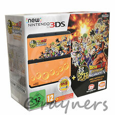 (Latest Version) New Nintendo 3DS Console + Dragon Ball Z: Extreme Butoden Pack