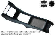 BLUE STITCHING CENTER CONSOLE LEATHER COVER FITS MERCEDES SL C107 R107 71-89