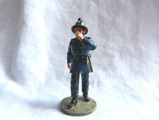 Figurine pompier Delprado - Londoner fireman firedress London 1934 -