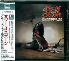 OZZY OSBOURNE RANDY RHOADS BLIZZARD OF OZZ CD +3 - JAPAN 2013 RMST Blu-Spec CD2