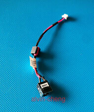 DC Power Socket Jack And Cable Wire FOR Dell Inspiron PP19S PP39S PP40S