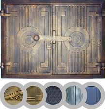 Porta per forno a legno Ghisa Ferro Smokehouse COLORI 440 x 330mm