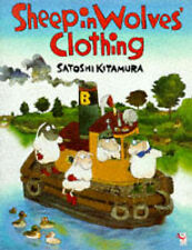 Sheep in Wolves' Clothing (Red Fox Picture Books) Satoshi Kitamura Very Good Boo