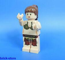 LEGO Star Wars Figur / Principessa Leia als Schiavo