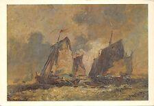 BR43287 Les cheps d ceuvre du musee d agen johann barthold jongkind marine ship
