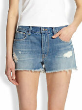 GENETIC denim stevie vicieux short W26 uk 8