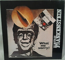 ELECTRIC FRANKESTEIN      ( area )    what me worry ? LP   italian prog psych