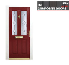 Altmore Two Hera Arena Backing Glass Composite Door (£675 Fully Fitted)