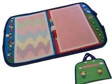 Fold Up Magic Aqua/Water Doodle Drawing Mat For Kids