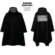 Bigbang Rain Coat Bigbang World Tour 'Made' Final In Seoul Kpop Unisex New