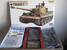 Sd.Kfz 181 PzKpfw. VI Tiger I Ausf. E von Tamiya im Maßstab 1:25 *NEU*