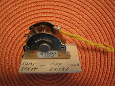 MADE FOR STRAT FULLY WIRED OAK-GRIMSBY 5 WAY SWITCH  PROJECT PARTS USED