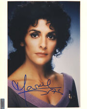 MARINA SIRTIS In-Person Signed 8X10 Photo - SuperStars Gallery (SSG) COA - PROOF
