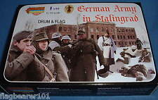 Strelets Set M 93. Ww2 militar alemana en Stalingrado. escala 1/72. 48 higos