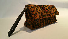 Leopard Clutch Purse Bag Rockabilly Pinup Vintage Style    NEW ONLY @ Emporium44