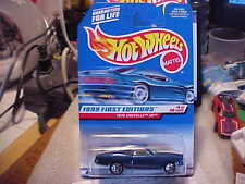 Hot Wheels 1999 First Edition #4 1970 Chevelle SS