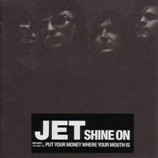 Shine On by Jet (Hard Rock) (used CD, Oct-2006, Atlantic)