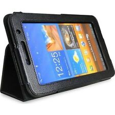 """ULTRA SMART STAND PU LEATHER CASE COVER FOR SAMSUNG GALAXY TAB 7.0"""" P6210 P6200"""