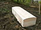 Premium PINE Coffin (Real / Casket / Adult / Eco Friendly Funeral)
