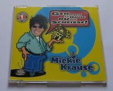 Mickie Krause - Geh doch zuhause du alte Scheisse – Maxi CD MCD