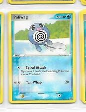 POLIWAG - 75/112  - Pokemon - Ex Fire Red Leaf Green