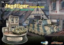 1/72 DRAGON CYBER HOBBY LTD ED SCALE MODEL JAGDTIGER DIORAMA SET 60201