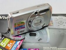 Vivitar Vivicam 5660 Cámara Digital-Plata (5 Mp, Zoom Digital 4x) 2.0 Pulgadas Lcd