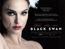 Black Swan movie poster print 12 x 16 inches - Natalie Portman poster