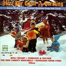 Here We Come A-Caroling: Joyous Medleys of 39 Favorite Christmas Songs and Carol