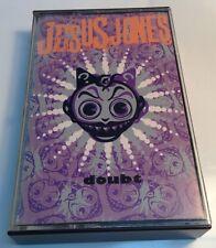 JESUS JONES Tape Cassette DOUBT 1991 EMI Records Canada K4-95715